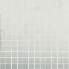 "White Glove #950 Vidrepur Art Glass Mosaic Tile, 25mm - 1"", 1 sheet [V-950Arts]	 $10.36"
