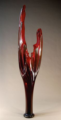 RICHARD ROYAL | Blown Glass Sculpture by Richard Royal at Schantz Galleries