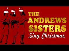 CHRISTMAS MUSIC The Andrews Sisters Sing Christmas - 14 Songs for a Jazz-Filled Christmas