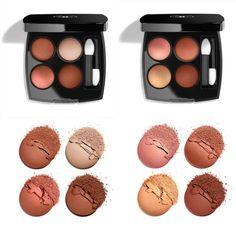 Makeup News, Eye Makeup, Chanel Beauty, Eyes Lips Face, Chanel Spring, Eyeshadow Palette, Make Up, Makeup Eyes, Beauty Makeup