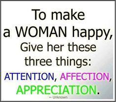 Listen up men