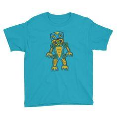 Maori Tiki - Youth Short Sleeve T-Shirt
