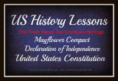 FREE United States History Lessons - Mayflower Compact, Declaration of Independence and the US Constitution