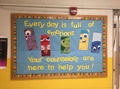 431 best counselor bulletin boards images classroom first class rh pinterest com