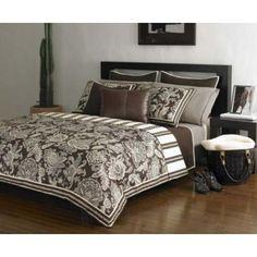 Michael Kors Taos 4-Piece Queen Comforter set