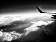 Airplane photography-seat 19A