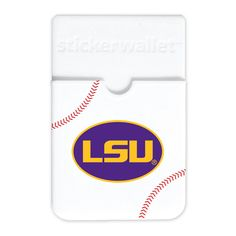 LSU Tigers Cell Phone Wallet