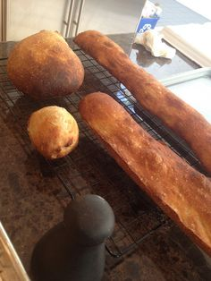 boules and bread by wu_135, via Flickr