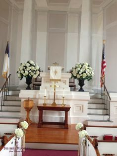 Soiree Floral: Aisle Style - Church Ceremonies is up on the blog today! What's your style? Read more for inspiration: www.blog.soireefloral.com/2014/01/aisle-style-church-ceremonies.html #soiree #floral #nantucket #wedding