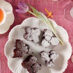Easy chocolate brownies   Food24