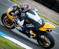 David Paton - Double M Racing