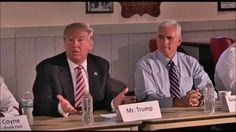 Donald Trump at Labor Meeting in Brook Park, OH. (9-5-16) (BAD AUDIO)