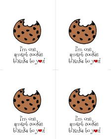 One smart cookie printable Teacher Thank You, Great Teacher Gifts, Student Gifts, Thank You Gifts, Cute Gifts, Teacher Stuff, Craft Gifts, Diy Gifts, Food Gifts