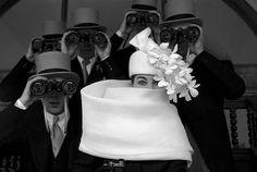 Frank Horvat, Givenchy Hat, Paris 1958 © Frank Horvat