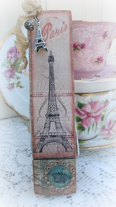 Paris clothes pin  http://someplaceinthyme.com