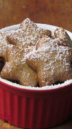 Biscoitos de gengibre (gingerbread) | cozinhalegal.com.br                                                                                                                                                      Mais