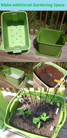 How to make additional gardening space – Gardening Tips