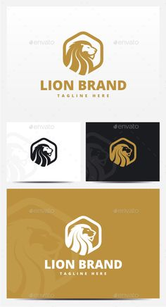 The Lion Logo by VectorOne Logo Template Features : 100 Vector Files Editable Resizable CMYK Color 300 PPI Files included :Ai EPS 10 EPS CS SVG PSD Transpar