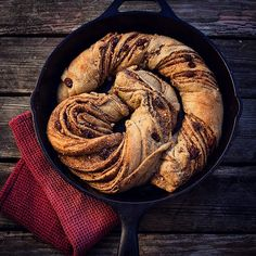 Whole wheat, vegan cinnamon swirl bread. There is simply no substitute for bread fresh out of the oven. Especially if accompanied by the smell of cinnamon. The recipe is on the blog.