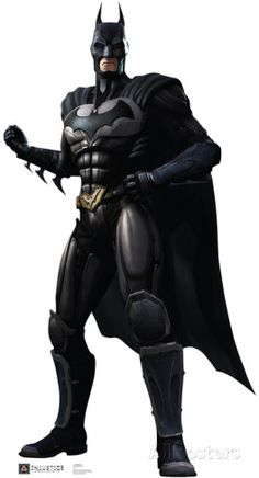 Batman - Injustice DC Comics Game Lifesize Standup Cardboard Cutouts at AllPosters.com
