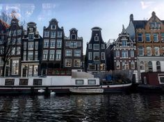Canal cruise through amsterdam to have another beautiful view of the city and spectacular architecture