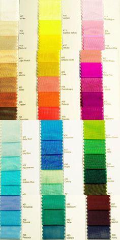 Color Library Rit Dye