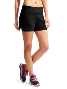 """Ready Set 2 in 1 Short 4"""" - Our best-ever, mobility-enhancing Featherweight Stretch™ run short that features a built-in streamlined short and light, bright reflectivity."""