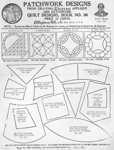 Double Wedding Ring Quilt Pattern | Double wedding rings, Template ...