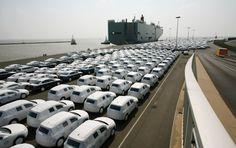 Prognose zum Leistungsbilanz-Überschuss: Deutschland überholt China - http://ift.tt/2cwdkec