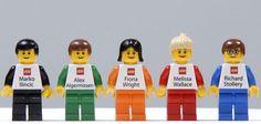 Lego biz cards