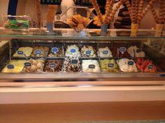 'Si, Per Favore' gelato shop (based on Ci Gusta in Rome)