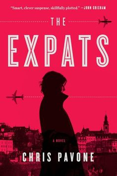 The book: The Expats by Chris Pavone The hook: A suspense thriller that keeps you guessing about the characters' true identities, motives, and loyalties. The chapters go back and forth between the past and the present, culminating in the end. Fear factor: You may be at the edge of your seat trying to put this puzzle together, but you won't be scared.