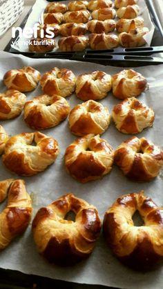 Donut Recipes, Cake Recipes, Pizza Pastry, Tasty, Yummy Food, Turkish Recipes, Food Humor, Doughnut, Donuts