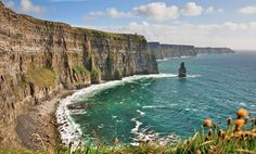 Ireland vacation that visits Counties Kerry, Cork, and Limerick and includes airfare and a manual-shift rental car. $899