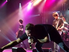 Candlebox, love these guys from the 90s.