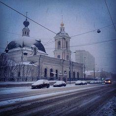 L'inverno di #Mosca