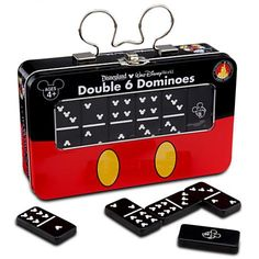 Mickey Mouse Dominoes Set - Christmas gift?