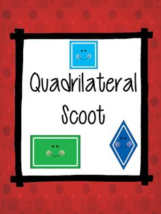 free scoot that focuses on quadrilaterals