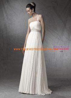 1A708  Vestido de Novia  Marina Navarro