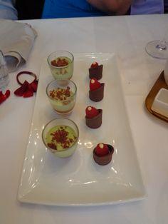 Friandises @ Restaurant Accademia del Gusto