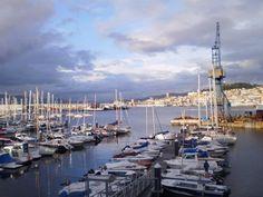 Puerto de Bouzas, Vigo, Pontevedra.