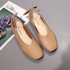 bc34d21613e2 Pure Color Bowknot Slip On Flat Soft Casual Shoes is cheap and comfortable.  There are other cheap women flats and loafers online.