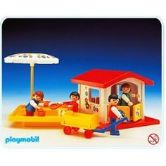 Bac à sable playmobile