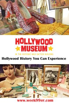 Step Into Hollywood History at the Hollywood Museum. Home to over 10,000 artifacts from movies and more the Hollywood Museum is one of the most affordable places you can tour just off the Hollywood strip. #hollywood #california #travel #thehollywoodmuseum #museum #familytravel #fandom #hollywoodmemorabilia #memorabilia