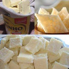 Aprenda fazer a Receita de Cocada de Leite Ninho. É uma Delícia! Confira os Ingredientes e siga o passo-a-passo do Modo de Preparo!