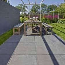 Afbeeldingsresultaat voor betonnen tuintegels 60x60
