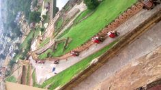 COMPLETE VIEW OF AMER FORT JAIPUR