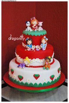 Pegasus Themed Birthday Cake Birthday Cakes Cake images Cake