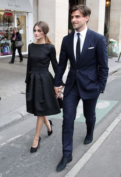 Olivia Palermo - Olivia Palermo and Johannes Huebl Capture Their Romance In The Park