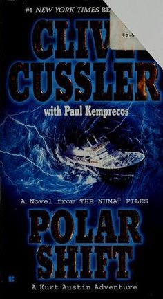 Clive Cussler - Polar Shift